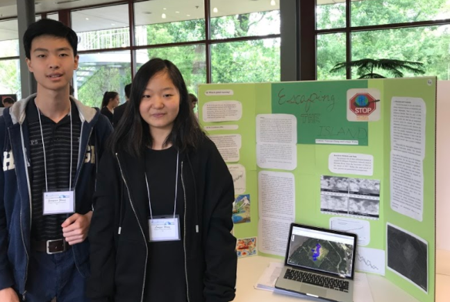 How PCNP/IEO Helped 2 Exchange Students Explore GLOBE